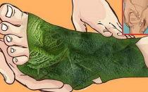 Капустный лист для суставов: компресс с медом и другие способы лечения