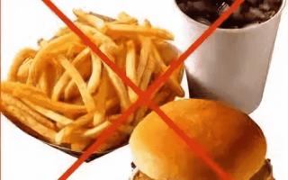 Диета при остеохондрозе шейного отдела позвоночника: правила питания