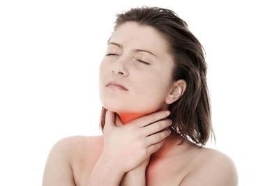 Ком в горле при остеохондрозе шейного отдела: лечение дискомфорта