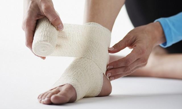Синовит голеностопного сустава: причины, cимптомы и лечение