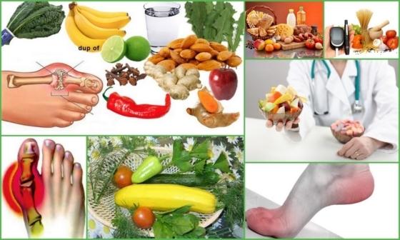 6 Ая Диета. Стол (диета) № 6 при подагре: что можно, что нельзя кушать, полное меню