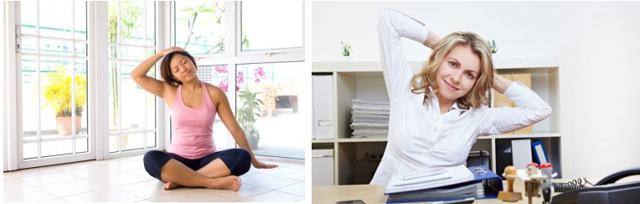 Упражнения при шейном остеохондрозе: ЛФК, аквааэробика, гимнастика по Шишонину