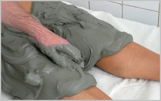 Лечебная грязь для суставов: польза и способы применения в домашних условиях