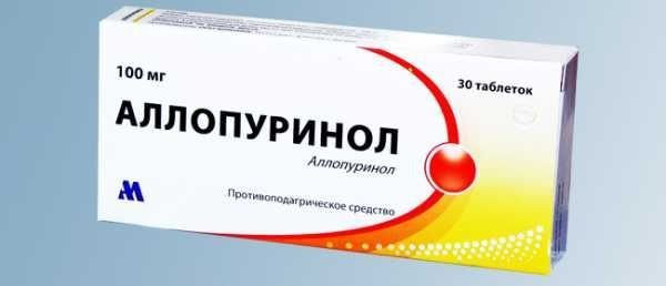 Как принимать Аллопуринол при подагре: длительность лечения и дозировка