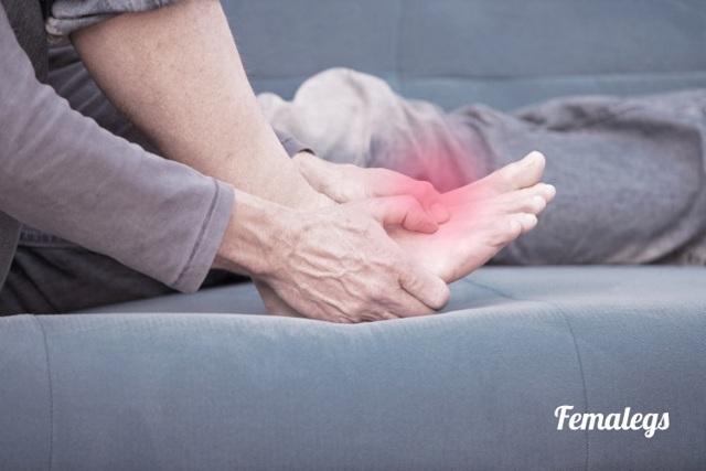 Подагрический артрит: лечение и симптомы, код по МКБ-10
