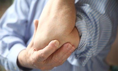 Синовит локтевого сустава: причины, симптомы и лечение