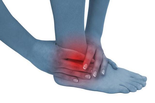 Артрит голеностопа: причины, симптомы (ФОТО) и лечение воспаления