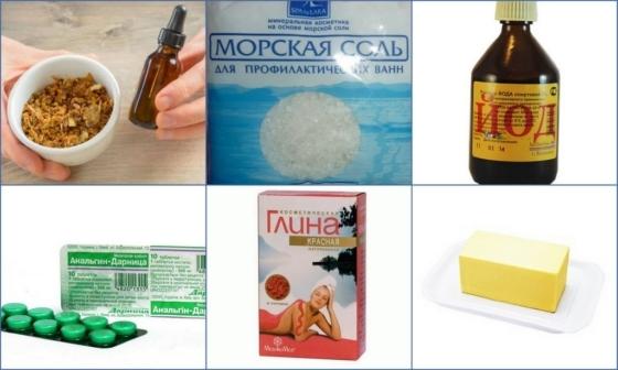 Мазь от гигромы на запястье руки: как применять мазь Вишневского и рассасывающие средства