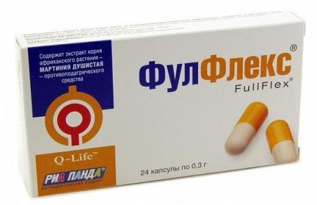 Фулфлекс от подагры: отзывы о лекарстве, цена мази и аналоги