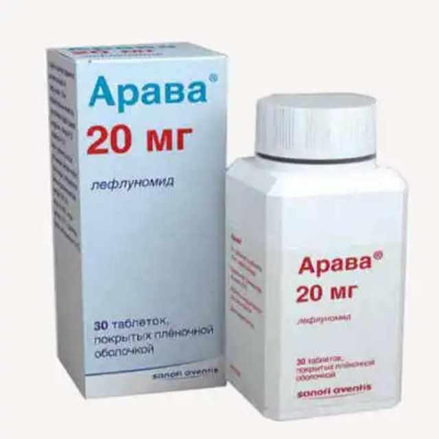 Лекарство от артрита: лучшие таблетки и препараты для лечения суставов